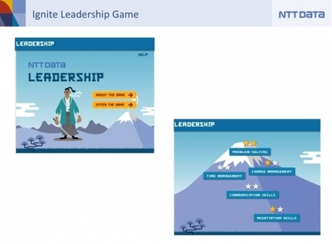 Gamification In Leadership Development: How Companies Use Gaming To Build Their Leader Pipeline | Leadership at Work | Scoop.it