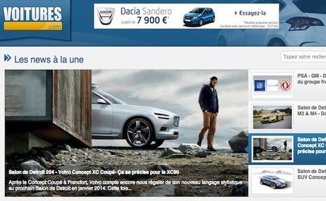 Hyperassur rachète le guide automobile Voitures.com   Startups   Scoop.it