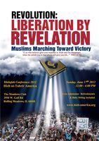 US Caliphate Conference America 2012 -- Revolution: Liberation by Revelation  - Atlas Shrugs | InfidelNewsNetwork.com | Scoop.it