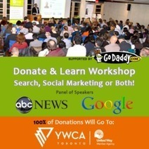 The YWCA Toronto Search and Social Marketing Workshop Supports Social Change for Women in Media | Health promotion. Social marketing | Scoop.it