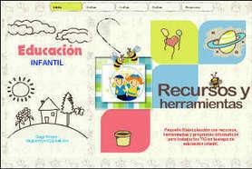 Wix.com tic-para infantil created by diegoarroyo based on kindergarten | Wix.com | Recursos educativos TIC | Scoop.it