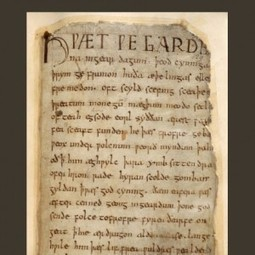 First line of Beowulf misunderstood for 200 years – Archaeology... | Archaeology Tools | Scoop.it