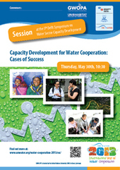 Topic: Capacity Development for Water Cooperation | Agua | Scoop.it