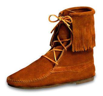 Tramper Ankle Hi Boot - Shop Mens, Womens, Childrens Moccasins - The Moccasin Shop | Minnetonka Moccasin Shop | Scoop.it