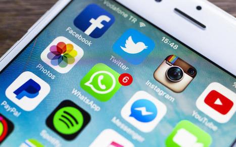 Las aplicaciones que más batería consumen en el móvil   El Blog.Valentín.Rodríguez   Scoop.it