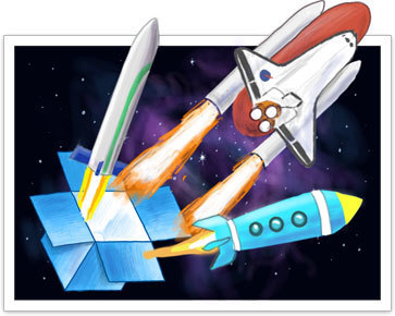 Earn free space on Dropbox by joining the Great Space Race! | Social Media and Learning | Scoop.it