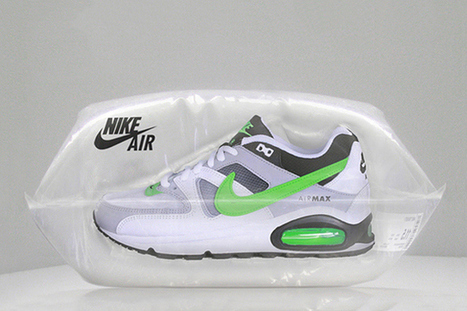 Nike: Nouveau packaging aérien pour les Air Max | Coté Vestiaire - Blog sur le Sport Business | Scoop.it