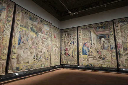 The Medicean Tapestries Return to Florence | Tourism in Florence | Scoop.it