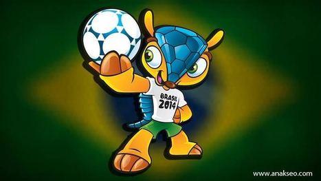 Seputar Fuleco Official FIFA Piala Dunia Brazil 2014 Maskot   Peran Indonesia di FIFA piala dunia Brazil 2014   Scoop.it