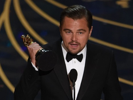 People really do pay attention to climate change — when Leonardo DiCaprio talks about it | Advocacy communications | Scoop.it