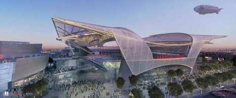 L.A.'s pro football stadium should be environmentally friendly | Sports Facility Management.4081614 | Scoop.it