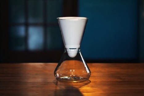 Eco-Friendly Water Carafe Sends New Filter Automatically Each Month [Future Of Home Living] - PSFK | The different facets of sustainability | Scoop.it