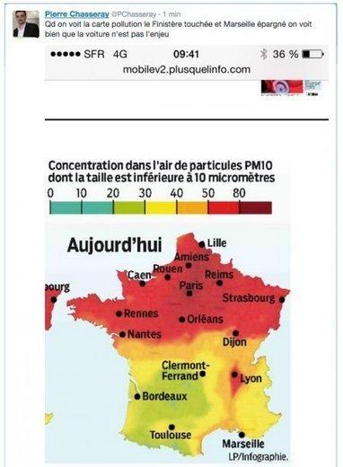 Non, la pollution ne vient pas des centrales à charbon, mais de l'agriculture et du trafic routier | Toxique, soyons vigilant ! | Scoop.it