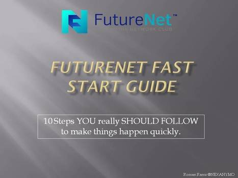FutureNet FAST START | Marketing Tools | Scoop.it
