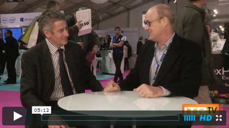 IT Partners 2014 : Rencontre avec Bill Evans General Manager Business Storage Solutions, WD | IT Partners | Scoop.it