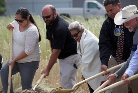 FOREIGN BUT FAMILIAR: Colville Tribes break ground on Moses Lake travel plaza | Truckers Daily | Scoop.it