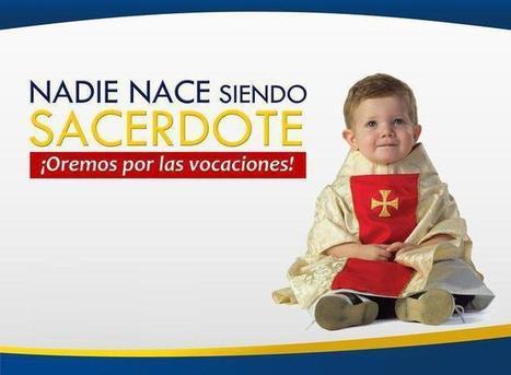 Oremos por las vocaciones « Laus Deo   Vocaciones Religiosas   Scoop.it