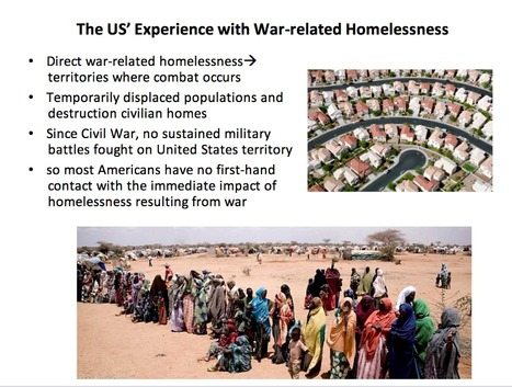 The US' Experience with War Related Homelessness | Access To Housing | Scoop.it