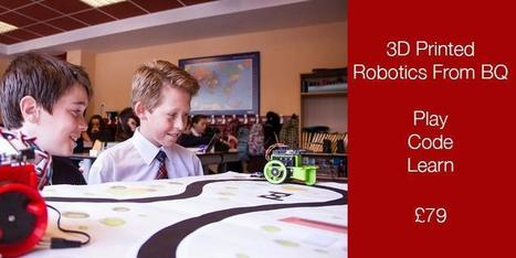 PrintME 3D Makes 3D Printable Robots Accessible | 3D Virtual-Real Worlds: Ed Tech | Scoop.it