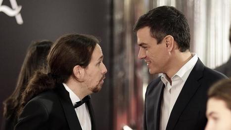 Sánchez busca recabar el aval social y profesional a su programa de gobierno, Juan Carlos Merino   Diari de Miquel Iceta   Scoop.it