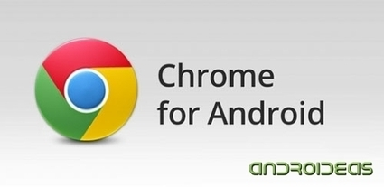 Chrome 37 para Android se viste de Material Design | Androideas | Scoop.it