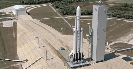 SpaceX updates: Falcon Heavy in 2016, astronauts in 2017 | New Space | Scoop.it