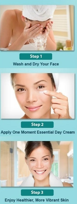 Interested In One Moment Essential Day Cream?...Read Here First Before You Try It! | Face Fresh And Skin Care | Scoop.it