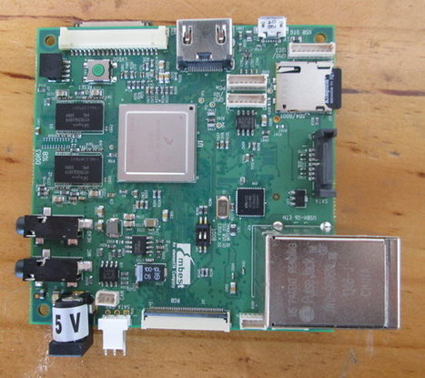 Freescale SABRE Lite i.MX6 Development Board Unboxing, Wandboard Quad Comparison, and Quick Start Guide | Embedded Systems News | Scoop.it