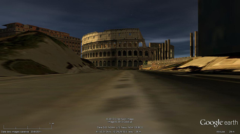 Emilie Brout & Maxime Marion - Google Earth Movies | new cinema | Scoop.it