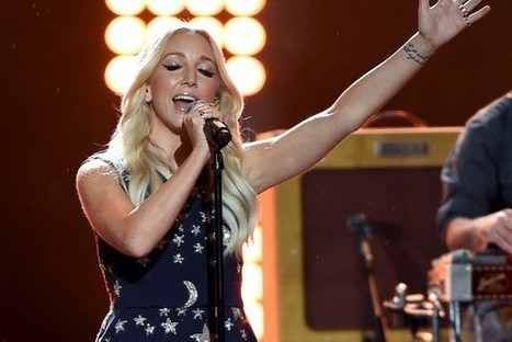 Ashley Monroe Announces 'The Blade' Tour | Country Music Today | Scoop.it