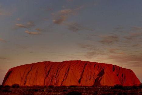Aboriginal tale warns against climbing Uluru - 3News NZ   Australian Tourism Export Council   Scoop.it