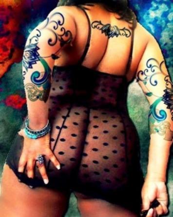 PSO Mistress Ebonatress in Black Lingerie | Lingerie Love | Scoop.it