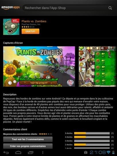 Amazon store (App shop), applications gratuites du jour   Kindle Fire France - Communauté Kindle Fire   Kindle Fire France.Fr -  La communauté Kindle Fire   Scoop.it