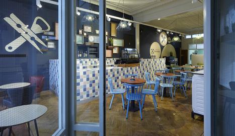 A Beautiful Laundrette in Belgium – Azure Magazine | Retail | Scoop.it