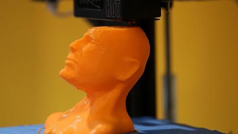 VIDEO. Une imprimante 3D, comment ça marche ? -... | Usine du futur | Scoop.it