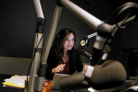 Madeleine Brand returns to radio with 'Press Play' debut on KCRW - Los Angeles Times | Marketing insights | Scoop.it