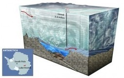 Signs Of Life From Lake Vostok | Chasing the Future | Scoop.it