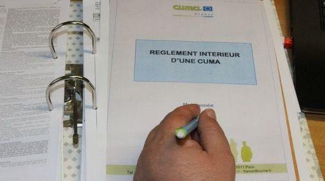 Soigner son règlement intérieur - Cuma | On parle des CUMA ! | Scoop.it