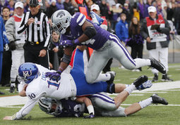 K-State's Brown is All-American by football writers - Kansas City Star | All Things Wildcats | Scoop.it