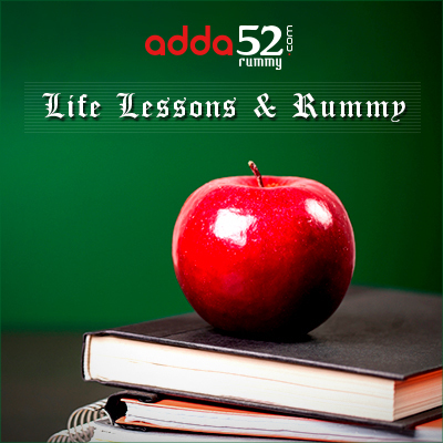What Life Teaches You to Help Play Rummy | Gideond Favorite Links | Scoop.it
