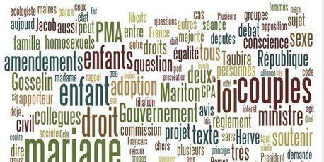 Mariage homosexuel : florilège d'un week-end de débat | Remue-méninges FLE | Scoop.it