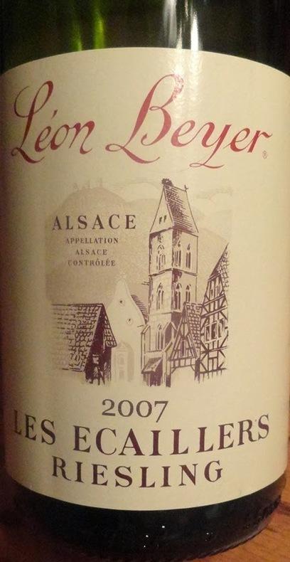 Club des Dégustateurs de Grands Vins: Riesling Les Écaillers, Léon Beyer, Alsace, 2007, France   Epicure : Vins, gastronomie et belles choses   Scoop.it