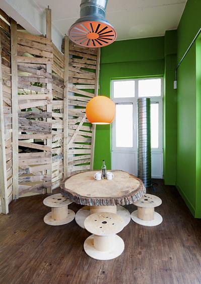Bureau sans bureaux | Office et culture | Bureaux inspirants | Scoop.it