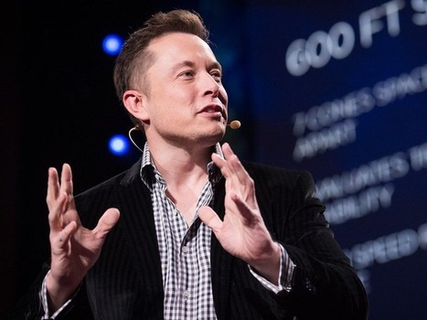 The mind behind Tesla, SpaceX, SolarCity... | 16s3d: Bestioles, opinions & pétitions | Scoop.it