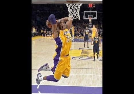 Kobe, LeBron Lead NBA's Highest-Paid Players 2014 | Ad Vitam Basketball | Scoop.it
