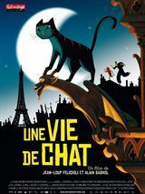 Une vie de chat (2010) - AlloCiné | Une vie de chat | Scoop.it