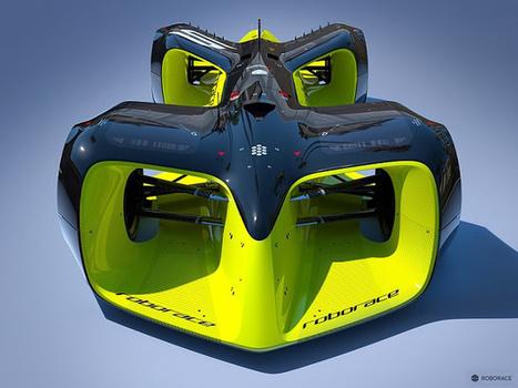 Formula E: presentato il primo concept di Robocar a guida autonoma! - ecoAutoMoto.com | Mobilità ecosostenibile: auto e moto elettriche, ibride, innovative | Scoop.it