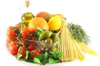 L'alimentation Méditerranéenne - Un grand bénéf... | saine habitude de vie | Scoop.it