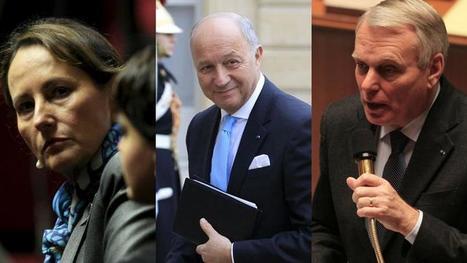 Remaniement : Hulot à l'Écologie, Royal aux Affaires étrangères ? - le Figaro | Actualités écologie | Scoop.it