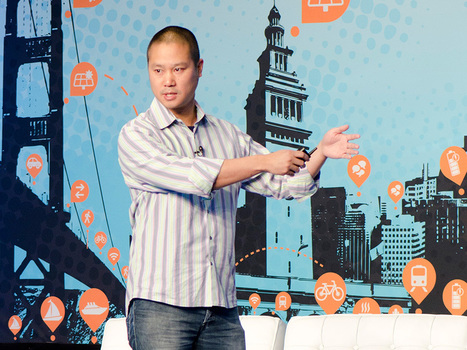 Tony Hsieh: The City as a Startup | Startup Cities | Scoop.it